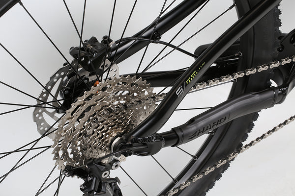 2020 Haro MTB Shift S3 275 Black Detail 4.