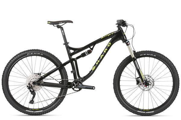 2020 Haro MTB Shift S3 275 Black.