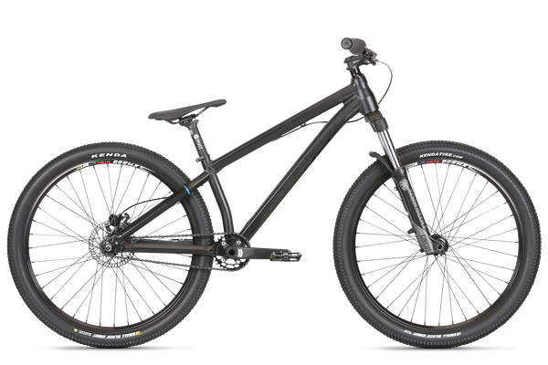 2020 Haro MTB Thread One Matte Black.