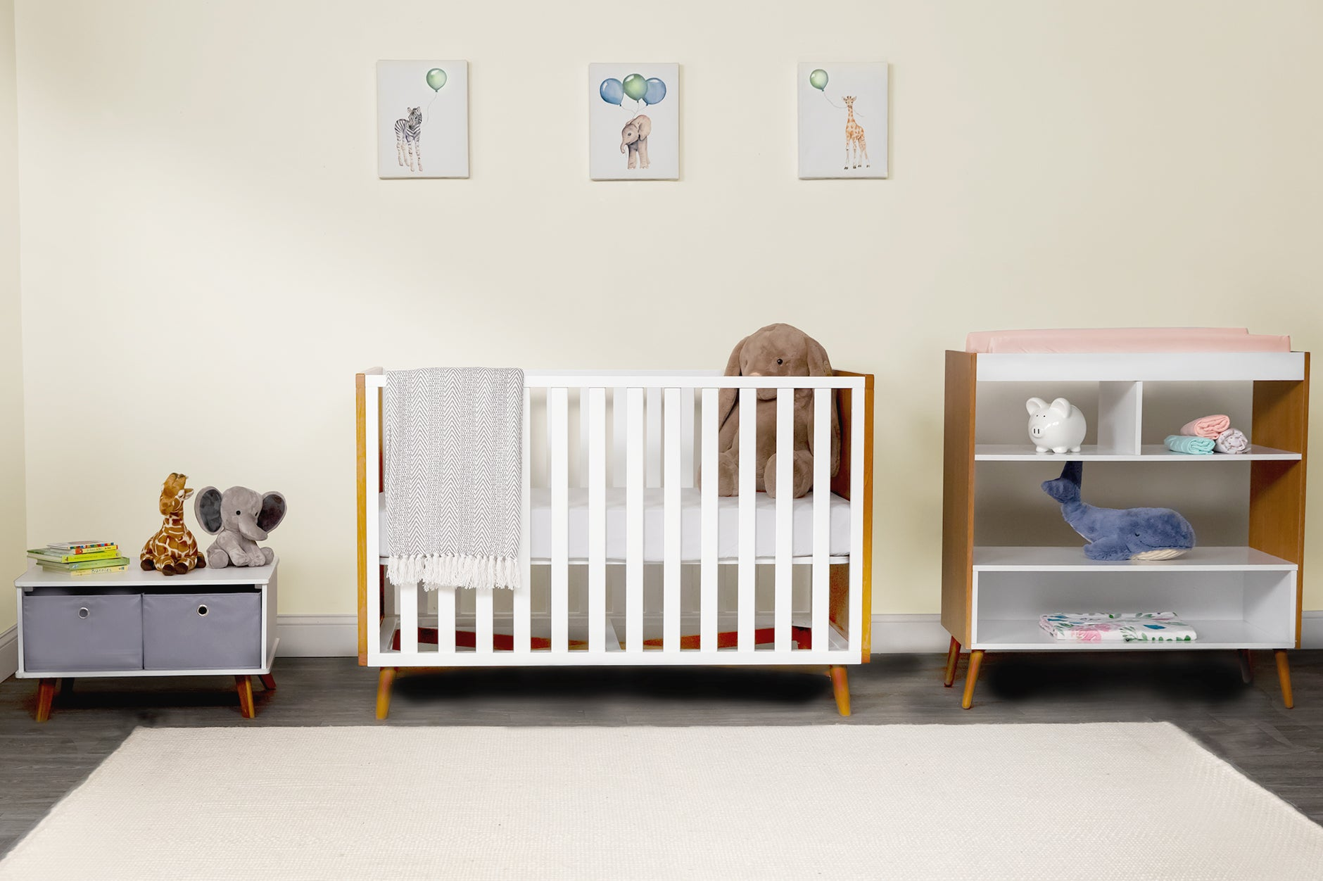Turn your dream nursery into a reality.