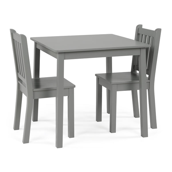 Curious Lion Table and 2 Chairs Set