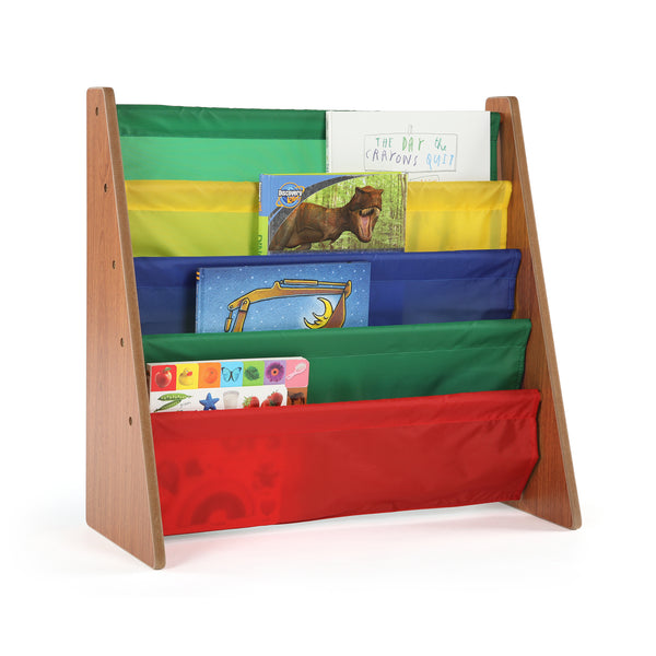 Highlight Cedar Book Rack