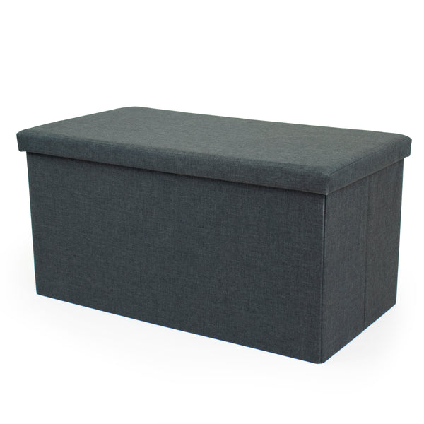 Madox Storage Ottoman with Tray