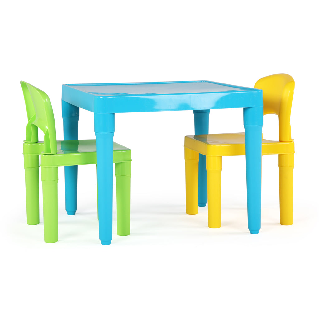 Elements Plastic Table Amp 2 Chairs Humble Crew