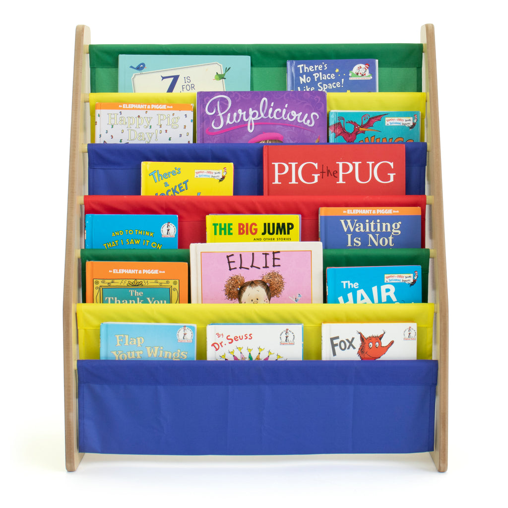 Primary Supersized Book Rack