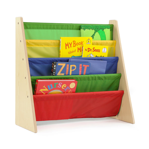 Primary Book Rack