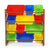 Highlight Cedar and Primary 12-Bin Toy Organizer
