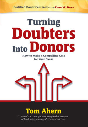 Turning Doubters Into Donors