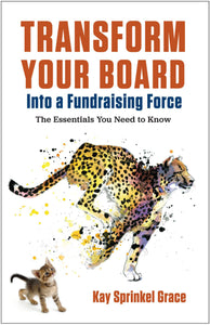 Transform Your Board Into a Fundraising Force
