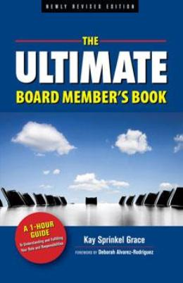 The Ultimate Board Member's Book