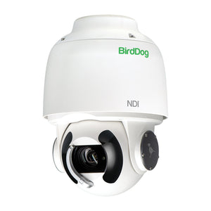 A200 IP67 Weatherproof 30x Full NDI PTZ Camera White