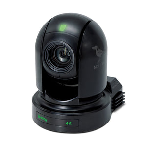 BDP400B 10-Bit 20x Full NDI 4K PTZ Camera Black
