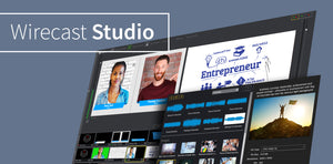 Wirecast Studio - Win - (ESD)
