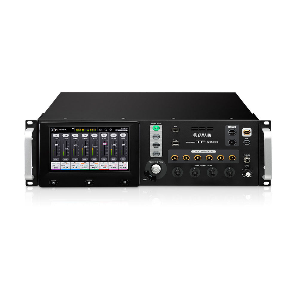 TFRACK Digital Mixing Console