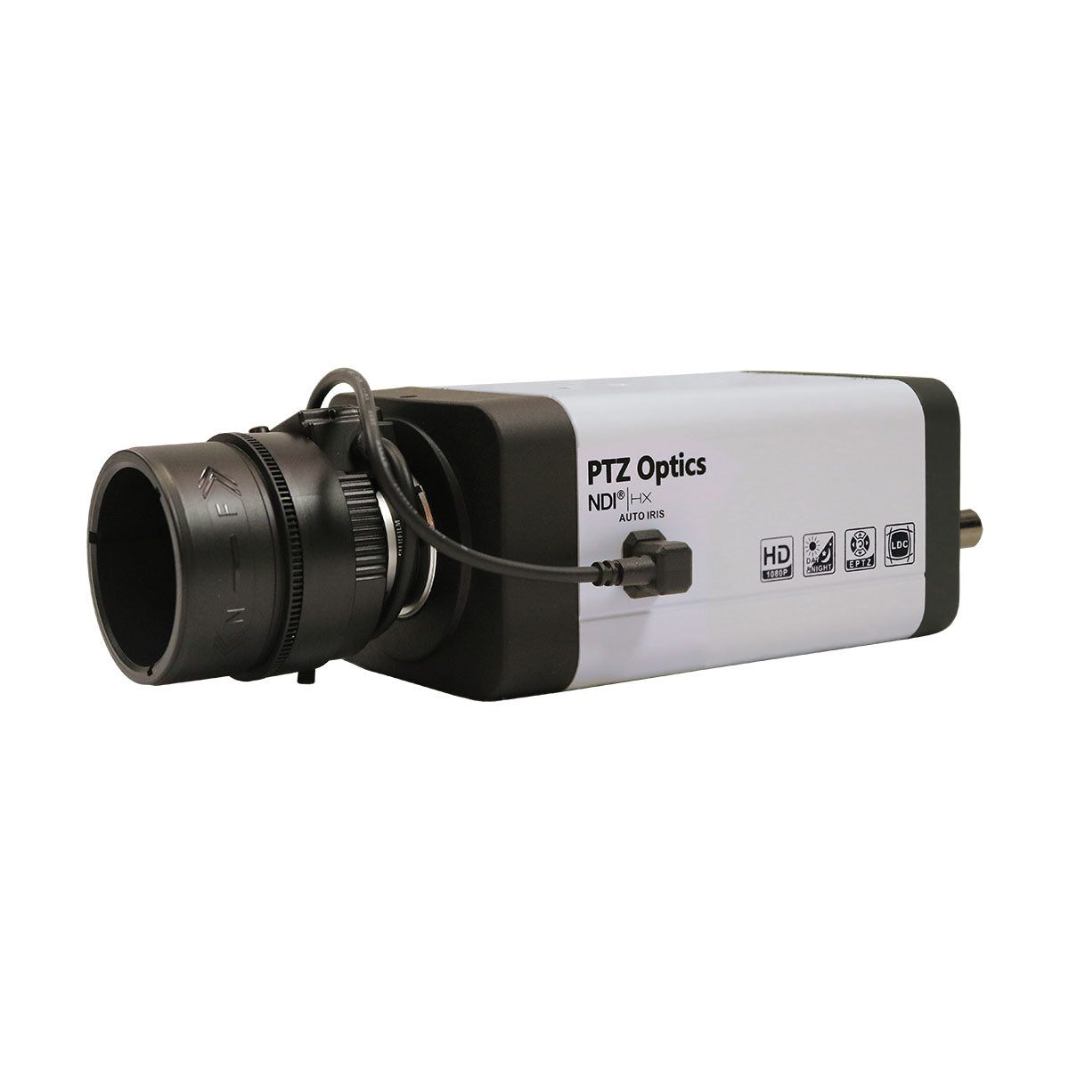 PTZ Optics PTVL NDI ZCAM