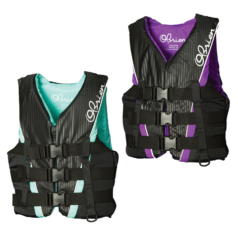 Vest Waterski Women 3 belts O'Brien