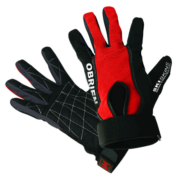 Waterski Slalom Ski Skin Full Glove Red O'Brien
