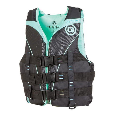 Waterski Vest Womens 3 Belts O'Brien