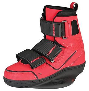 Wakeboard Bindings GTX Black O'Brien