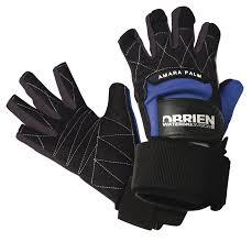 Waterski Slalom Pro Skin 3/4 Glove Blue O'Brien