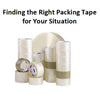 Finding the Right Packing Tape for Your Situation