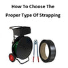 How To Choose The Proper Type of Strapping