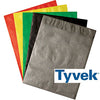 Colored Tyvek Envelopes