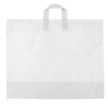 Frosted Shopping Bags With Handles