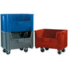 Mobile Plastic Stack Bins