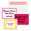 Safety Data Sheets Enclosed