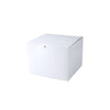 10 x 10 x 6 White Gloss Gift Box 50/Case