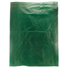 12 x 15 Dark Green Hi-Density Flat Merchandise Bags (.60 mil thickness) 1000/Case