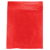 12 x 15 Red Hi-Density Flat Merchandise Bags (.60 mil thickness) 1000/Case