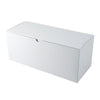 12 x 3 x 3 White Gloss Gift Box 100/Case