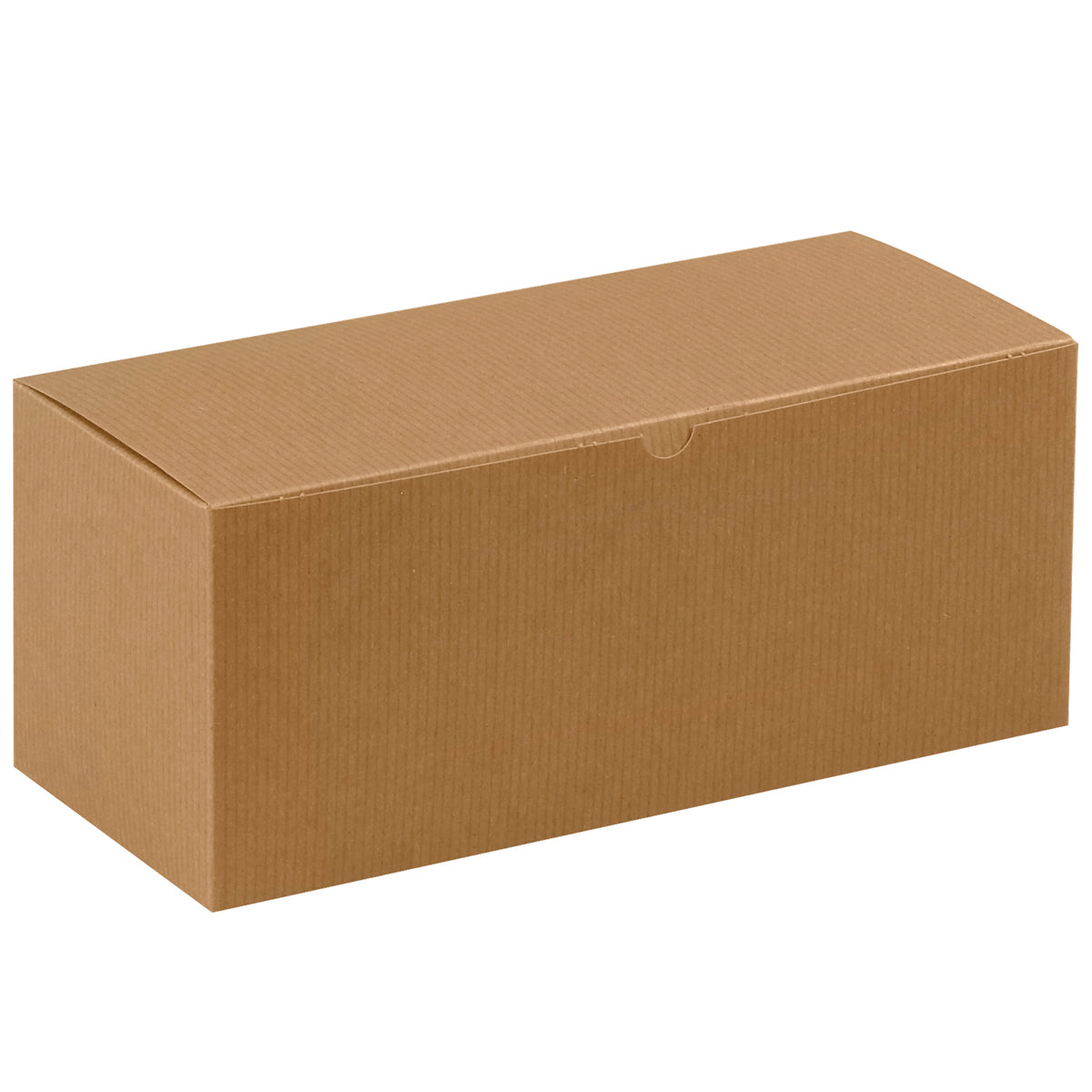 14 X 6 X 6 Kraft Brown Gift Box 50 Case