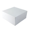 15 x 7 x 7 White Gloss Gift Box 50/Case