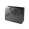 16 x 6 x 12 Black Gloss Eurototes 100/Case