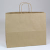 16 x 6 x 13 Kraft Shopping Bags w/ Handles 250/Case