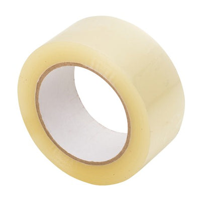 "2"" x 110 Yard Clear (1.7 mil) Packing Tape 36/Case"