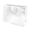 20 x 6 x 16 White Gloss Eurototes 50/Case