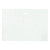 24 x 24 x 5 High Gloss White Plastic Bags w/ Die Cut Handle 500/Case