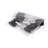 8 x 6 (3 mil) Slider Grip Reclosable Poly Bags 100/Case