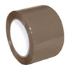 "3"" x 110 Yard Tan (1.7 mil) Packing Tape 24/Case"