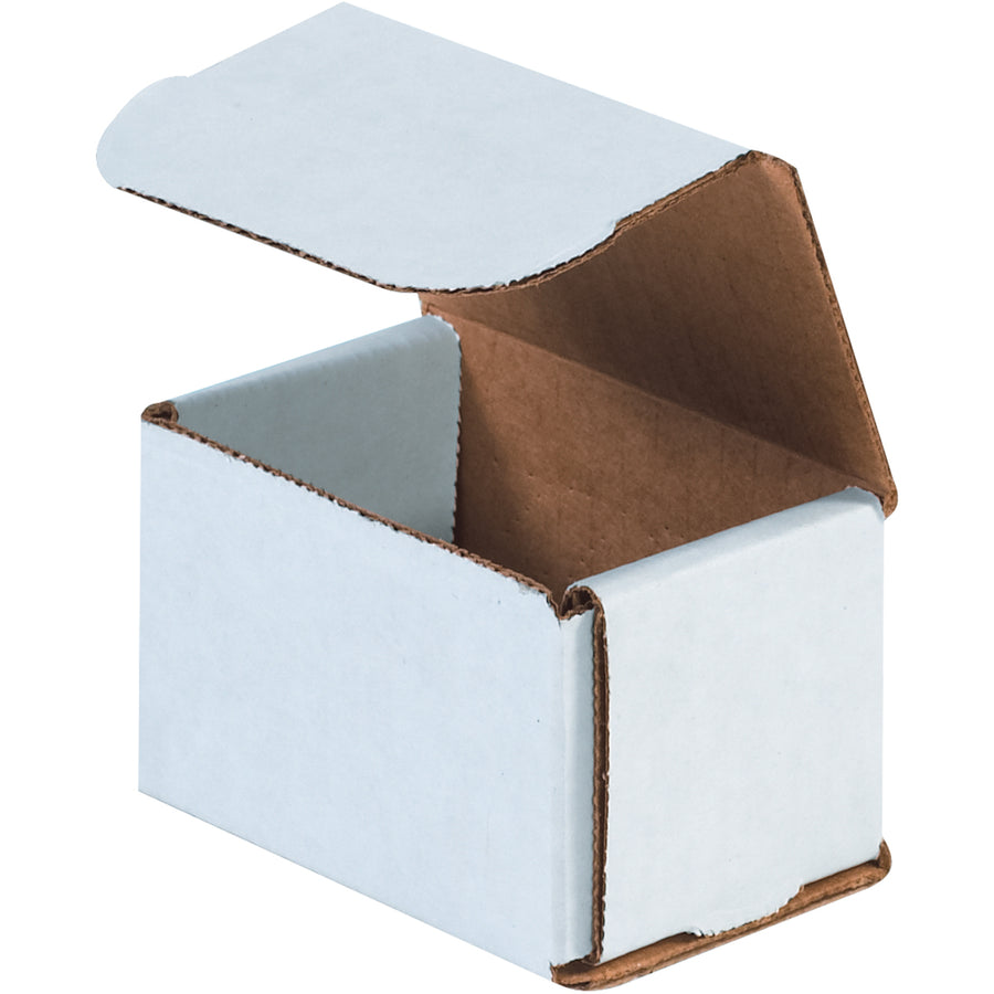 5X5X3 WHITE CORRUGATED MAILERS MANY SIZES SHIPPING PACKING BOXES MAILERS BOX