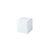 4 x 4 x 4 White Gloss Gift Box 100/Case