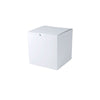 7 x 7 x 7 White Gloss Gift Box 100/Case