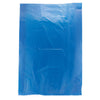 6 1/2 x 9 1/2 Navy Blue Hi-Density Flat Merchandise Bags (.55 mil thickness) 1000/Case