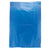 8 1/2 x 11 Navy Blue Hi-Density Flat Merchandise Bags (.60 mil thickness) 1000/Case