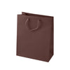 Chocolate Matte Eurotote Shopping Bags