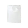 White Matte Eurotote Shopping Bags